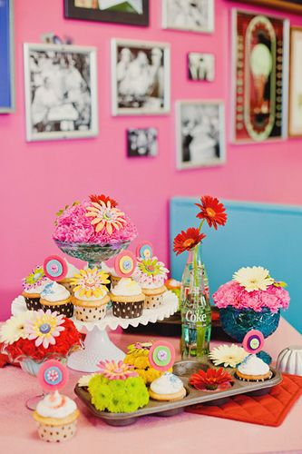 1950s Happy Housewife Bridal Shower