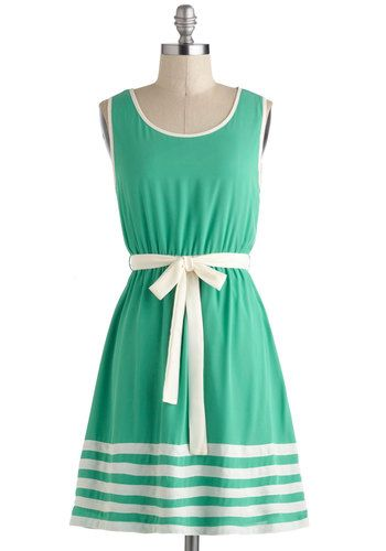 mint dress from @Modcloth ?