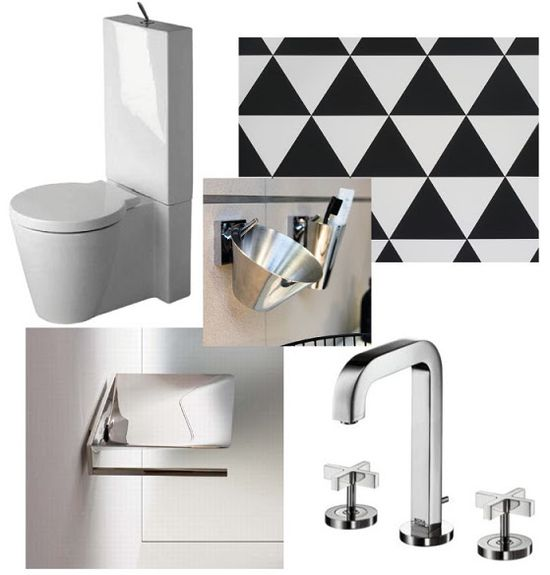 Design Through Time: 1990's! #candana #bathroom #design #1990's #philippestarck