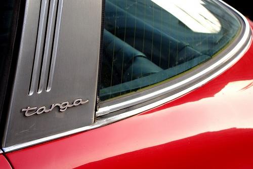 Porsche 911 T 2.4 Targa