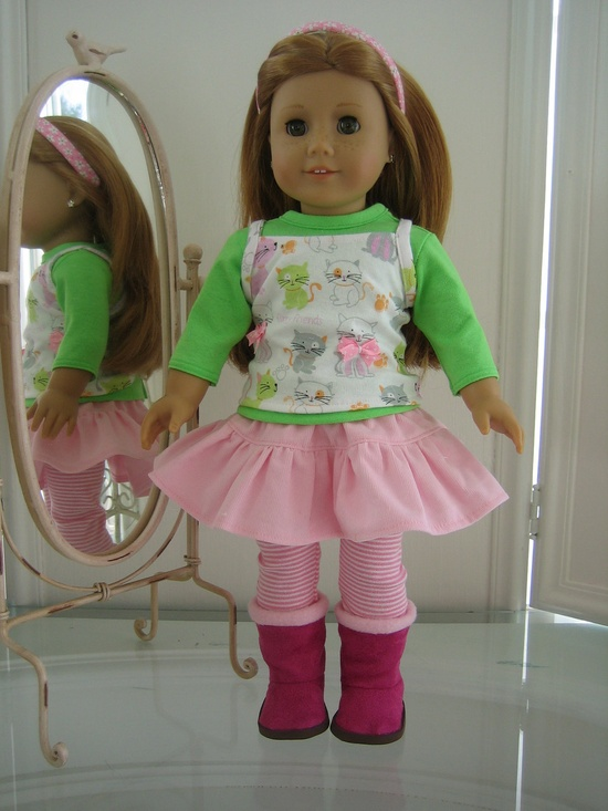 American Girl Doll Outfit Idea