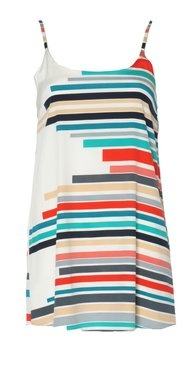 Amazing stripes and colors. @Cherie Abiang you did don't you?