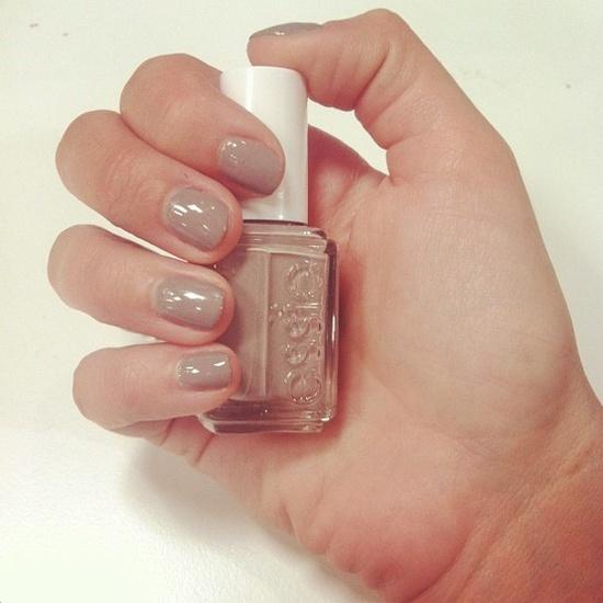 "Essie in ""Miss Fancy Pants"" #nails #manicure #polish  instagram.com/kirbiej"
