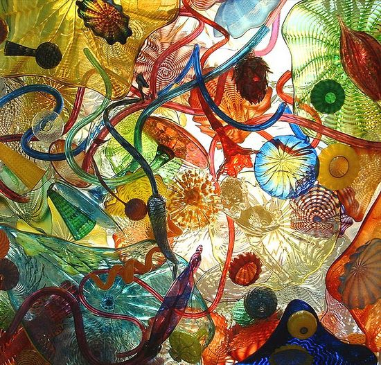 Dale Chihuly...