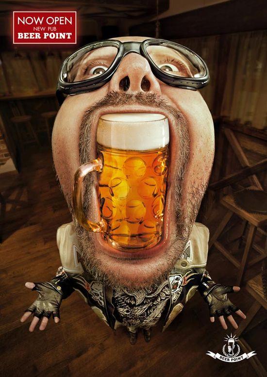 Les meilleures publicités pour la bière