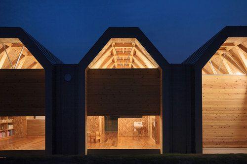 uchida architect design office — T-NURSERY