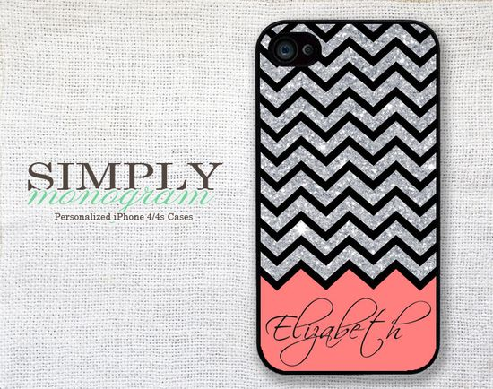 Personalized iphone 4 case  iphone 4s case  by simplymonogram, $16.99