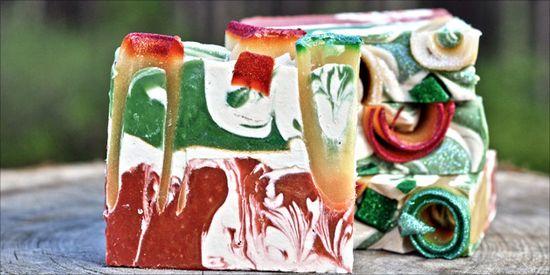 Cool Yule - Handmade Soap