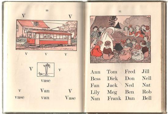 vintage, old book