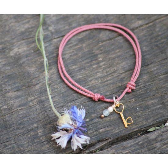 Bracelet Best Friend Clé - boutiquedelagirafe