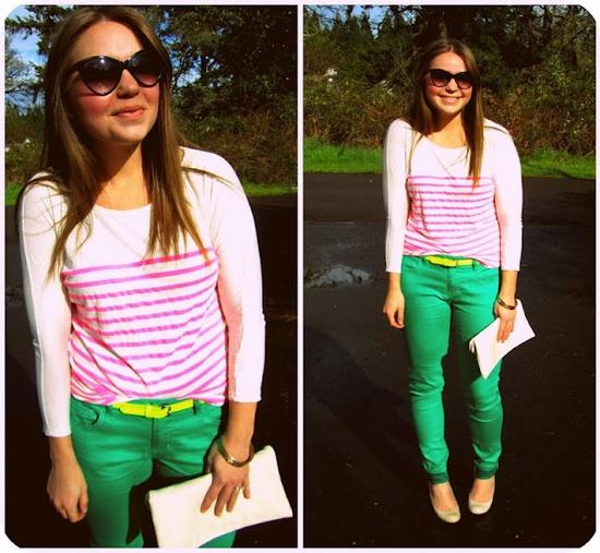 stripes, color