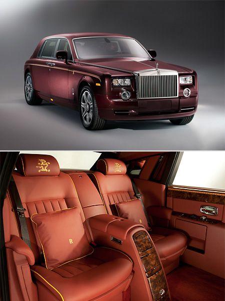 2012 Rolls-Royce Phantom Year of the Dragon