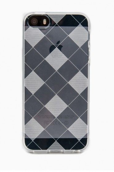 Clear Cut Diamond iPhone 5 Case