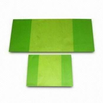 Eco-friendly Green Plastic Book Covers
