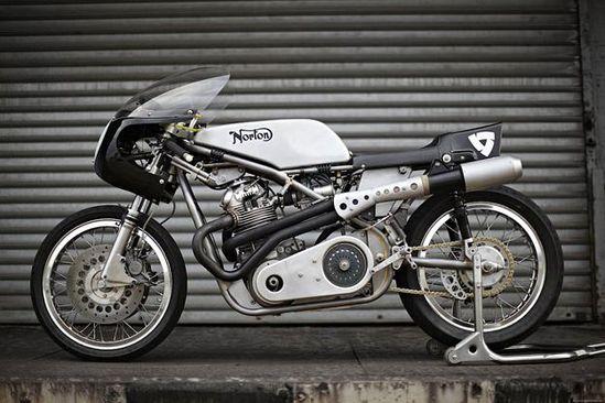 Seeley Norton 750 - via Bike EXIF