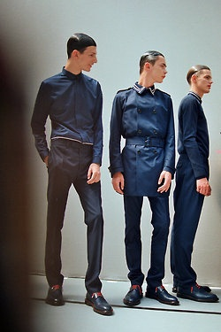 rafcrymons:    Dior Homme S/S13 ph Schohaja