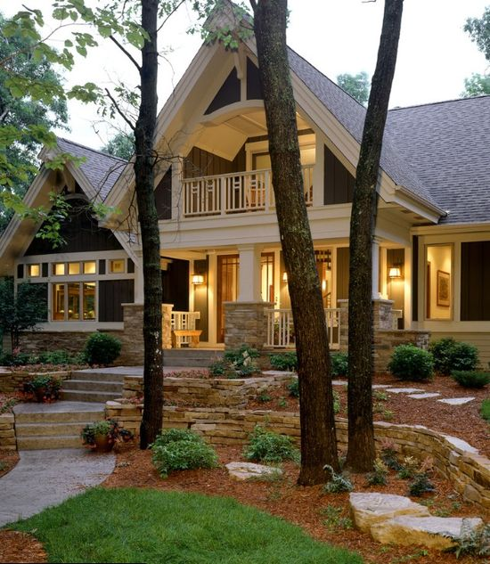 Nice mountain home
