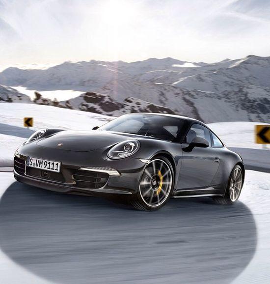 2013 Porsche Carrera 4