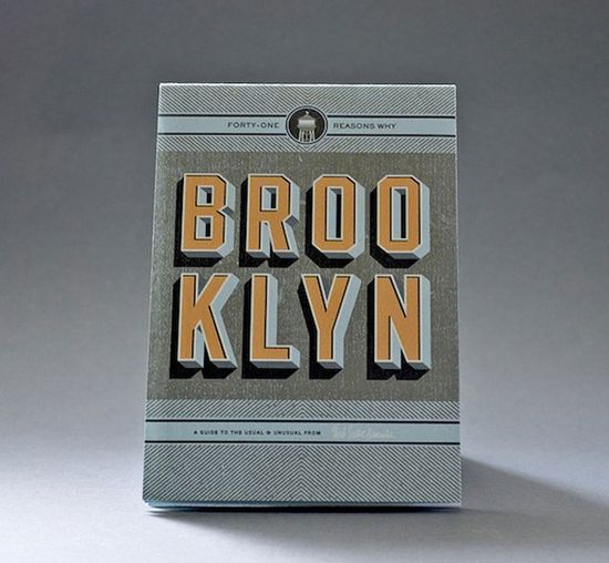 Brooklyn - Graphic Design by Two Arms