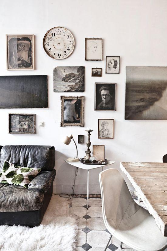 #white #interior #love