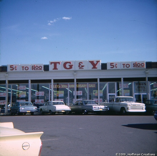 Shopped here many times as a kid