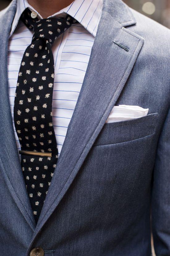 Denim blazer? Wow, well done.  Menswear S/S 2013.  Follow me: mnswr mvmnt / hshtg mnswr