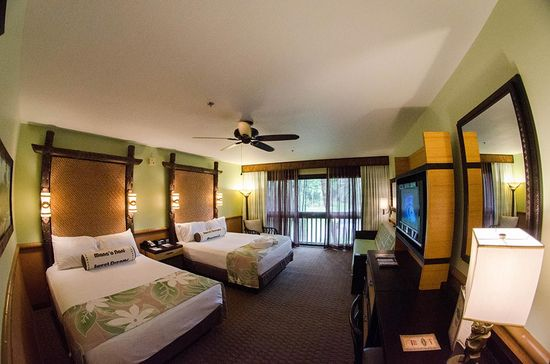 Disney's Polynesian Resort photos and details.