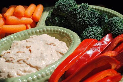 Harveys Quick Vegetable Dip... A great tasting simple solution when preparing for a picnic or party. Harveys Produce Coupon Included!