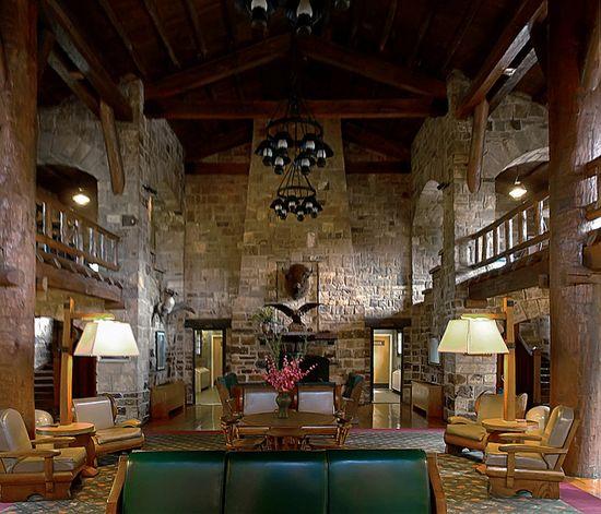 Giant City Lodge, Southern Illinois