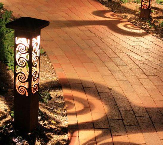 Cool path lights