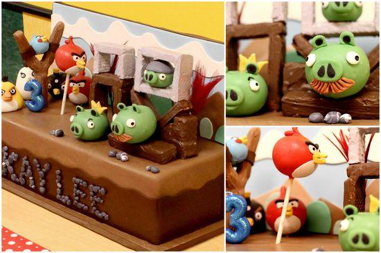 cake and cake pops!