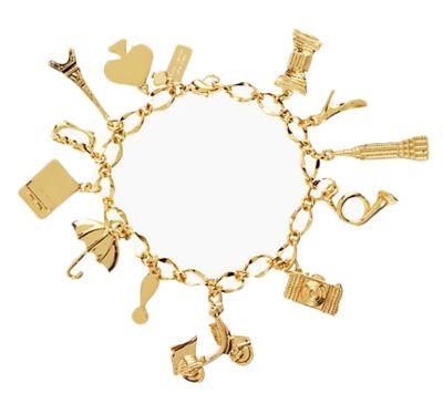 We Love Charm Bracelets