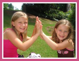 A whole website for hand clapping songs...the girls have been asking :) I need to brush up on my skills!!