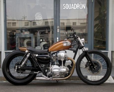 Motorbike / Motorcycle