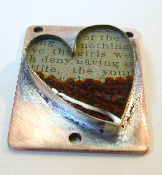 metal and resin