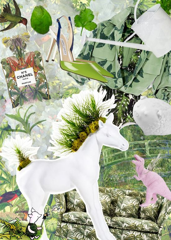 P.S.- I made this... Animal Planter with @Domain  #PSIMADETHIS #DIY #INSPIRATION #COLLAGE