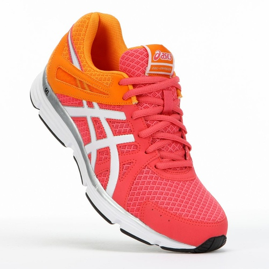 Keep pace in colorful #ASICS Gel Invasion running shoes. #fitness #Kohls