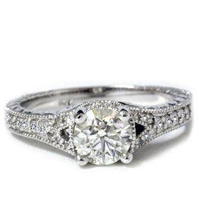 Vintage Engagement Ring ~  :)