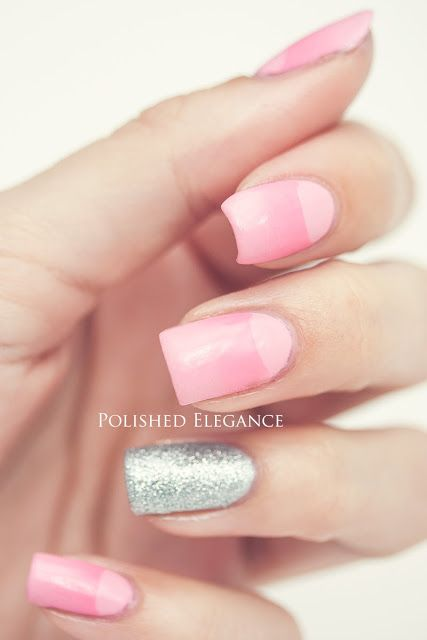 Polished Elegance #nail #nails #nailart