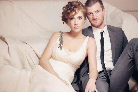 post wedding photo shoot