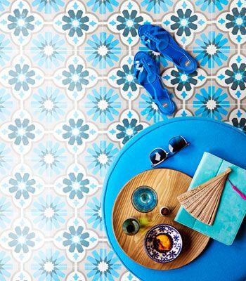 arabian tile floor