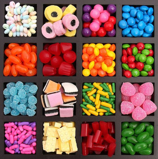 CANDY~ Colorful