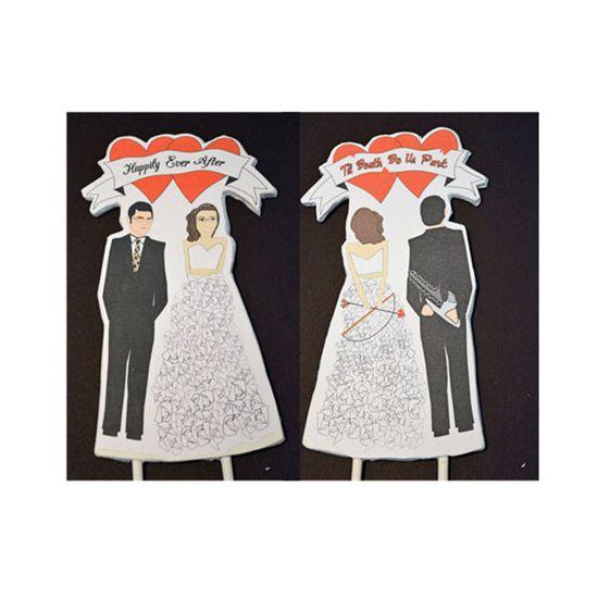 Zombie-Inspired Wedding Ideas