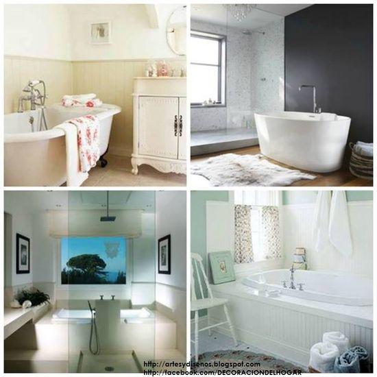 bathroom decorative trends