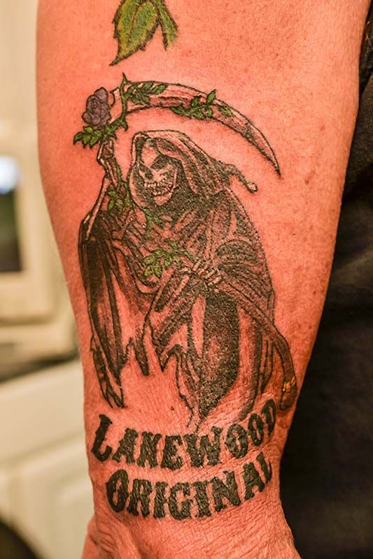 Tattoo Customs, Tattoo Design and Custom Creations.