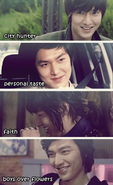 #kdramas with Lee Min Ho... Proud to say i've watched all