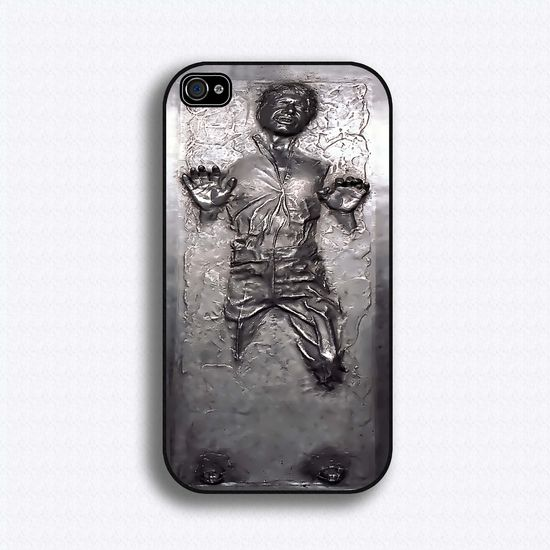 Han Solo Star Wars iPhone Case