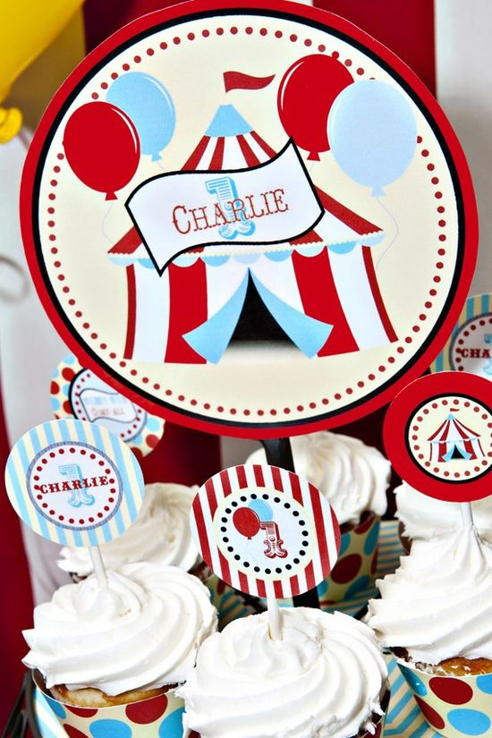 Carnival Party: Printables