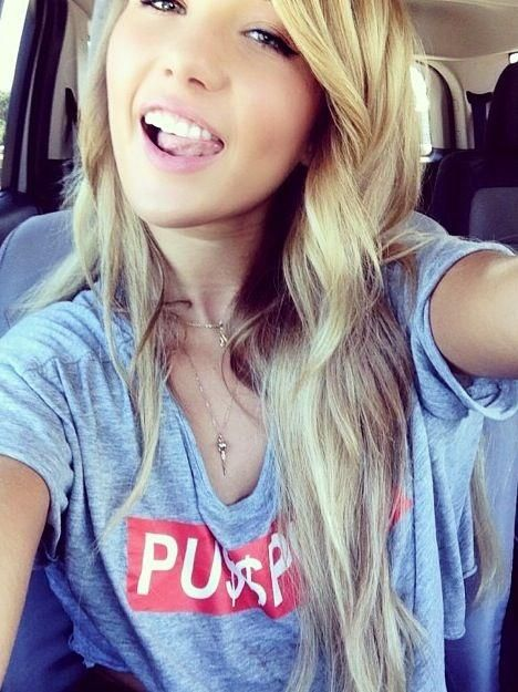 Messy Hair Cute
