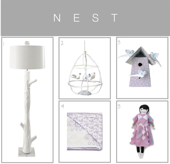 SISSY+MARLEY NYC nursery and children's interior decorating and wallpaper - BLOG HOME - HERMIONE'S ROOM: GET THE LOOK PART2